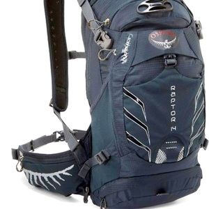 Osprey Raptor Hydration Pack - bike / hike 🚴